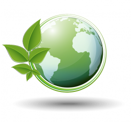 Vi tänker på miljön
